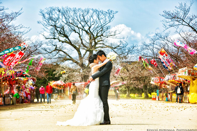 pre wedding in Fukuoka Japan.