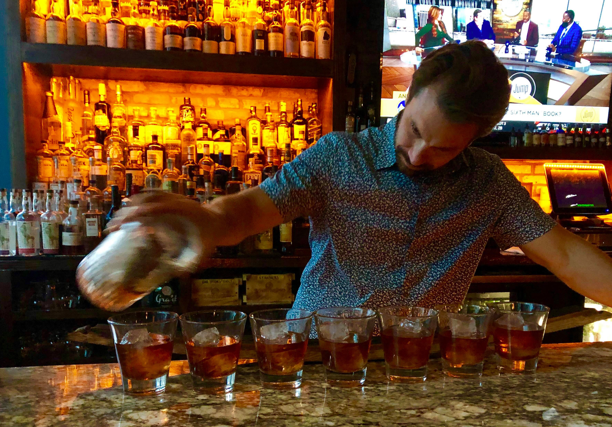 The Great St. Pete Cocktail Tour