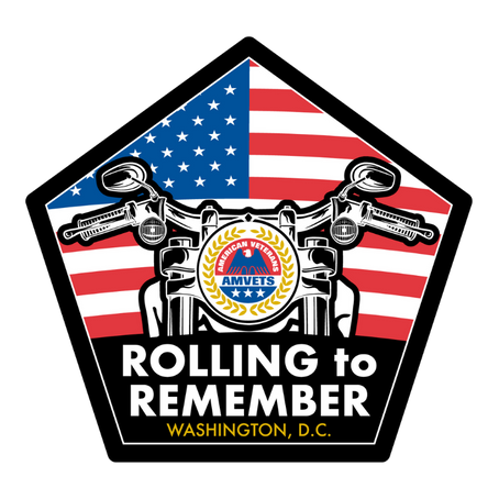 AMVETS Issues 'Rolling To Remember' Challenge