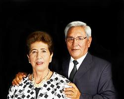 Sergio y Mariana Olivo