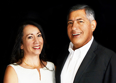 Ramiro y Victoria Granda