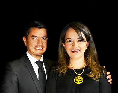 Mario y Sylvana Benavides