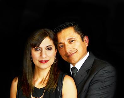Javier y Zuliana Villalva
