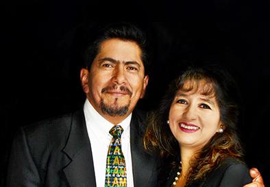 Paúl y Marylin Gutiérrez