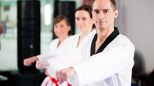 About Those Resolutions: TaeKwonDo for Adults