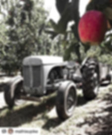 Apple Tractor