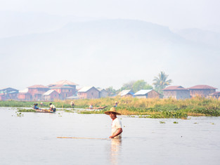 Inle Lake, Myanmar 2017