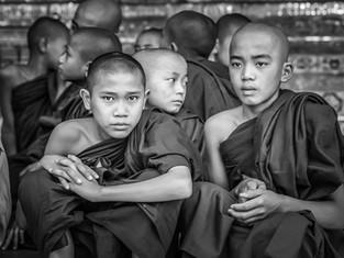 Yangon, Myanmar 2017