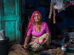 Jodhpur, Indien 2017