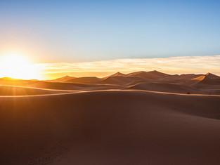 Erg Chegaga, Marokko