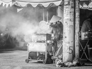 Saigon, Vietnam 2017