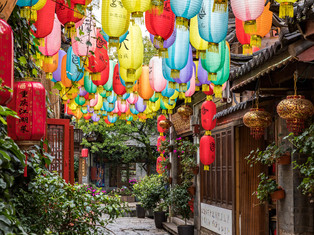 Lijiang, China 2019