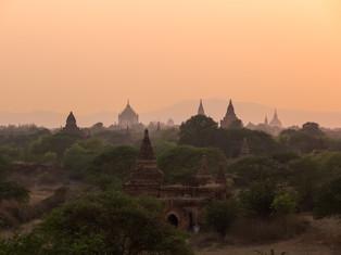 Bagan, Myanmar 2017