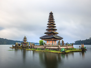 Bali, Indonesien 2018