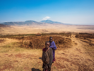 Ngorongoro Hochland, Tansania