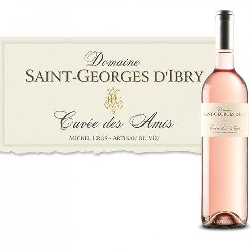 Cuvée des Amis ROSE 2019 Domaine St. Georges d'Ibry