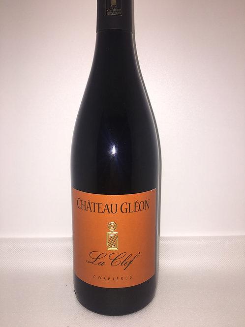 Château Gléon, «La Clef» Corbières 2018