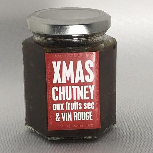 Ina's Homade Christmas Chutney