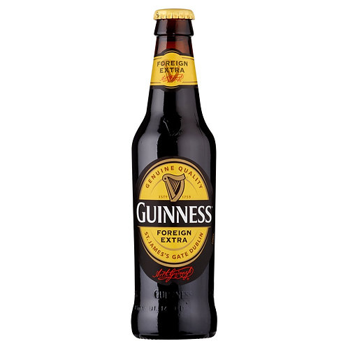 GUINESS Foreign Export (7.5%alc)