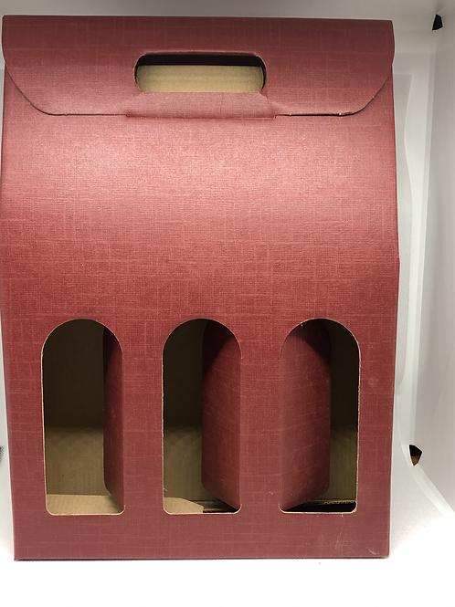 Gift Box for 3 bottles