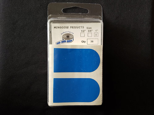 "1"" #BLUETAPE 36 Count"