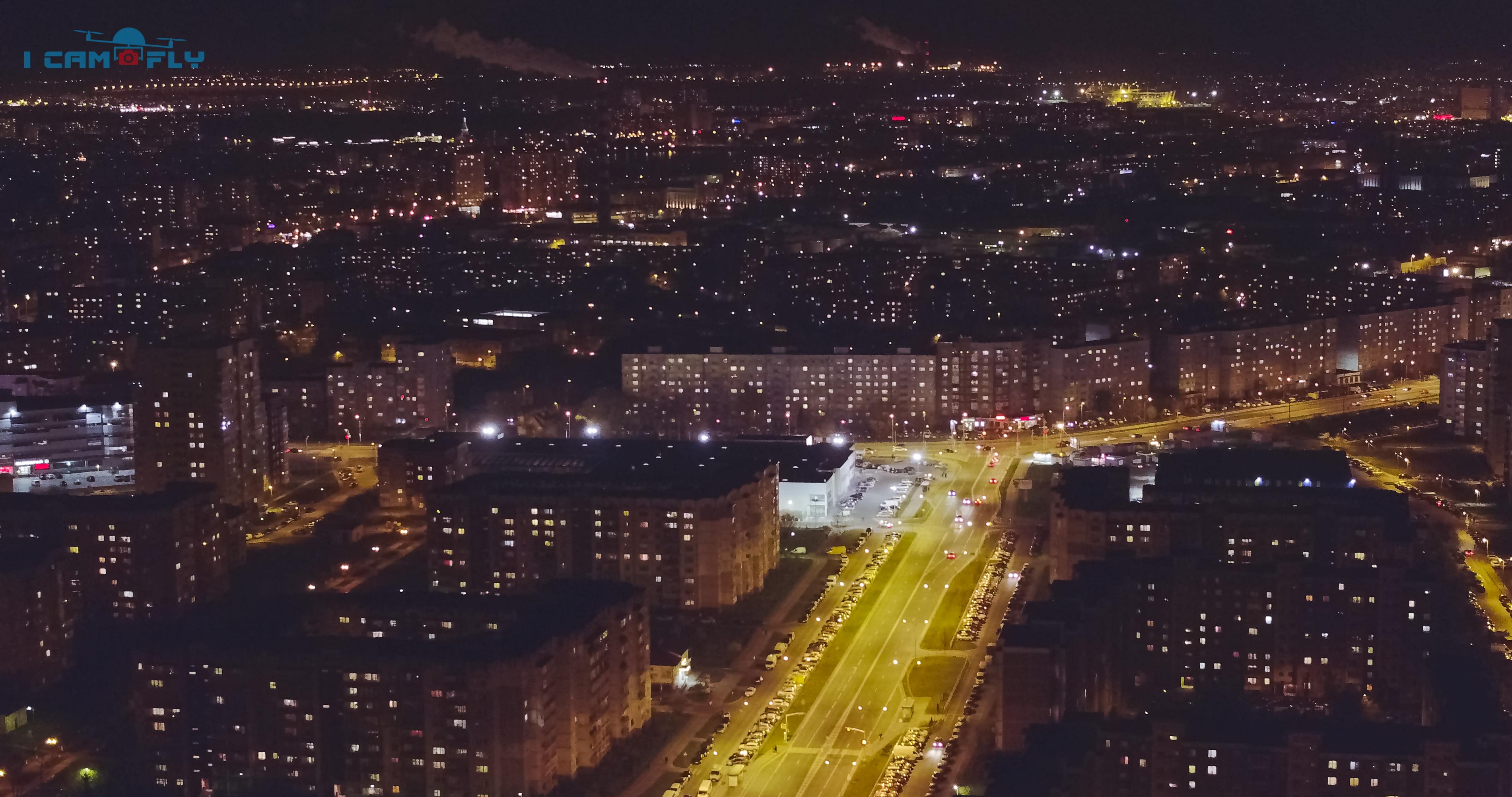 Ночь Сельма. Калининград.