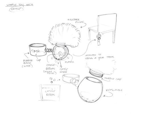 Quick Concept - Pen