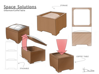 Digital Concept Sketch