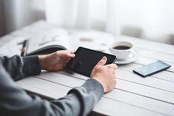 Eine POWERHOMEPAGE ist für mobile Endgeräte wie Smartphones und iPads optimiert