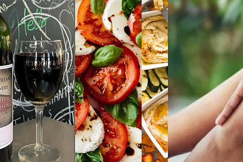 Wine & Wellness Evening - Tickets