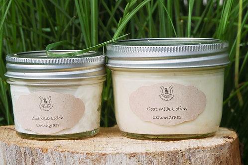 Goat Milk Lotion Lemongrass