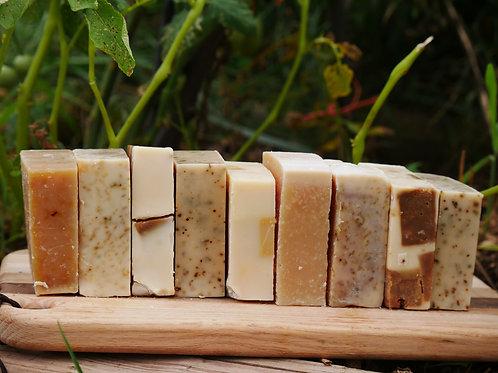 Goat Milk Soap Pack of 9 Bars Custom Order