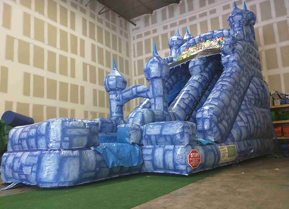 18 Ft Castle Splash (Small Pool)
