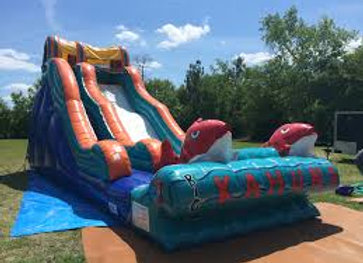 22 Ft Big Kahuna Splash (Small Pool)