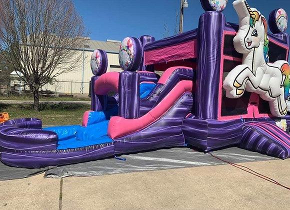 Unicorn Bounce N Slide (Wet or Dry)