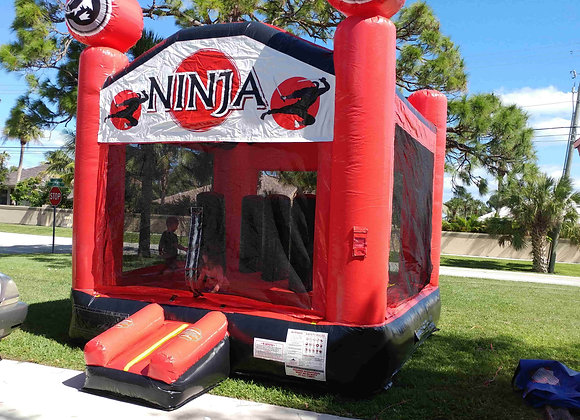2 in 1 Ninja Jump (with obstacles