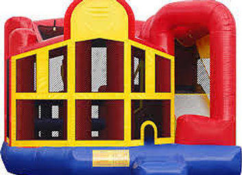 5 in 1 Superkids Clubhouse (Wet or Dry)