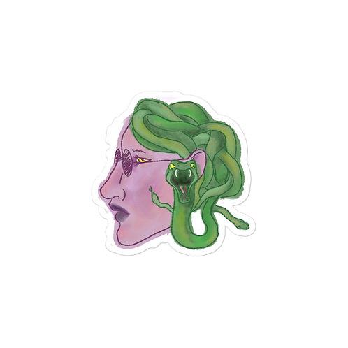 Feminist Medusa Sticker