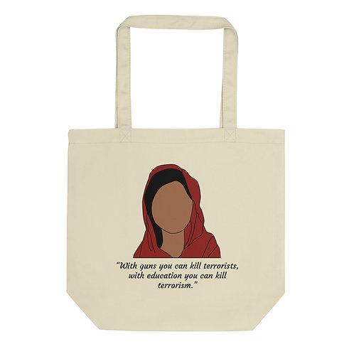 Malala Eco Tote Bag