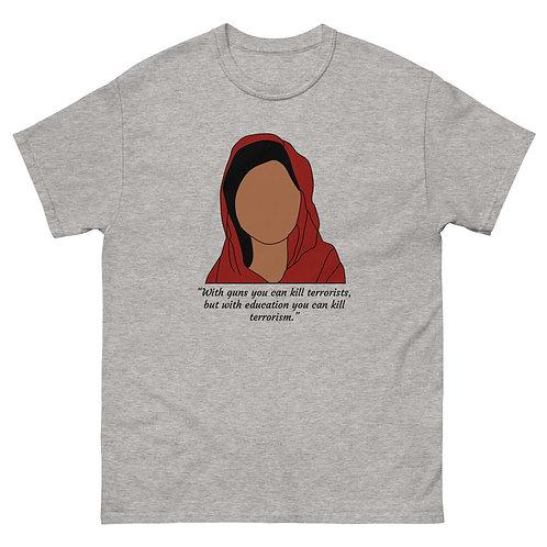Malala Quote T-Shirt