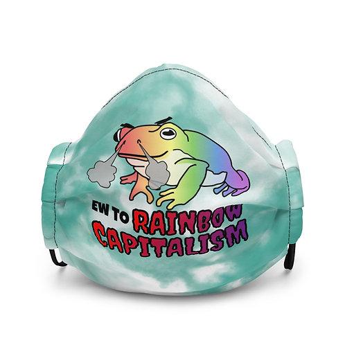 Rainbow Frog Mask