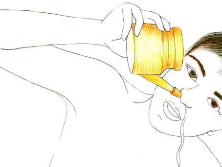 Les kriyas:Jala Néti,le netoyage du nez