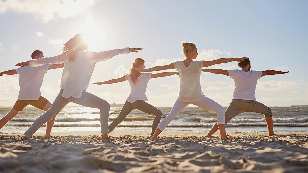 Yoga en Juin à Chambéry
