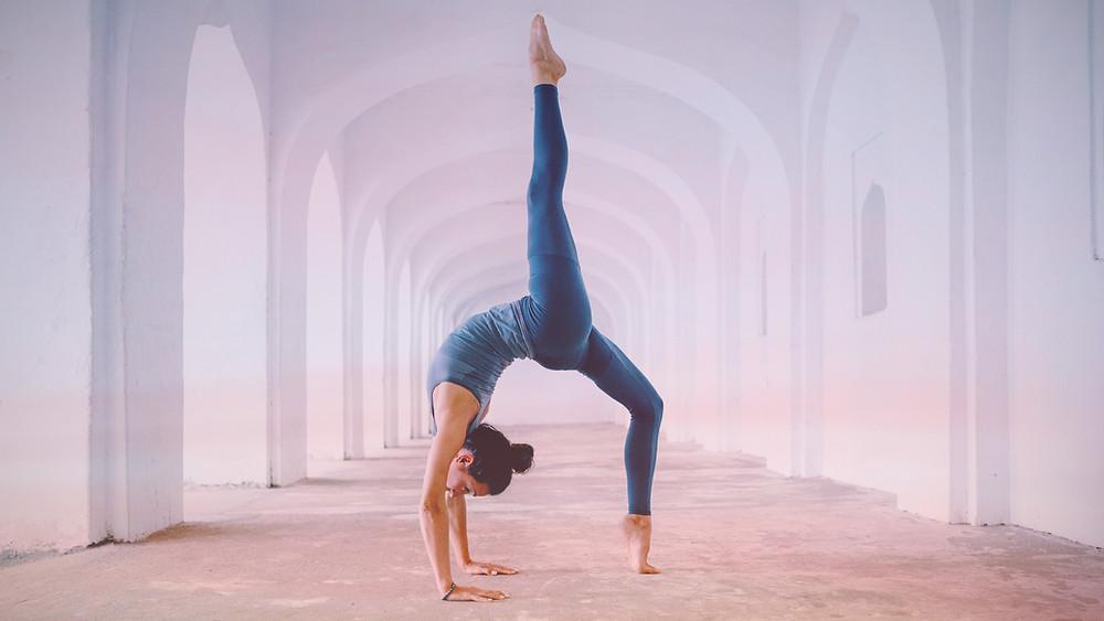 Yoga & Pont de Mai