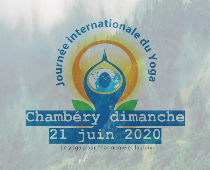 journée internationale du yoga chambéry 2020