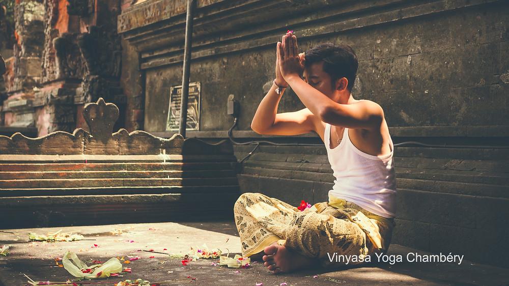 Cours de Hatha Yoga & Vinyasa Yoga Chambéry