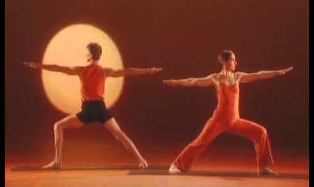 Ashtanga Yoga with Mark Darby and Nicole Bordeleau