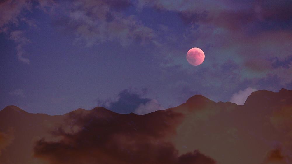 Pleine Lune et Yoga