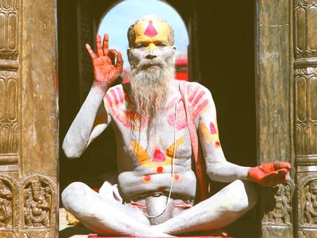 Festival international de yoga à Rishikesh