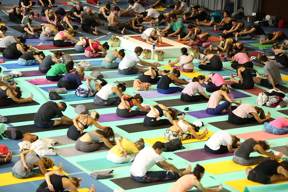 festival du Yoga à Chambéry